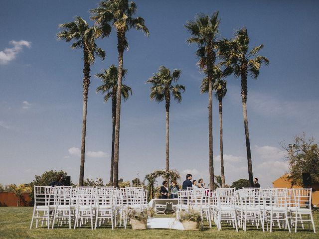 La boda de Luis  y Angie  en Alcala De Guadaira, Sevilla 6