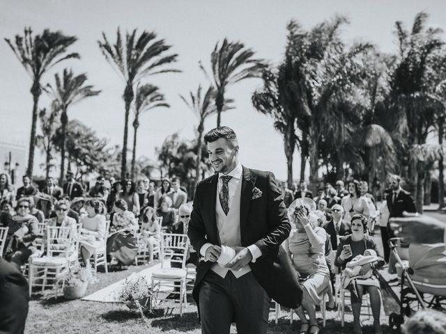 La boda de Luis  y Angie  en Alcala De Guadaira, Sevilla 10