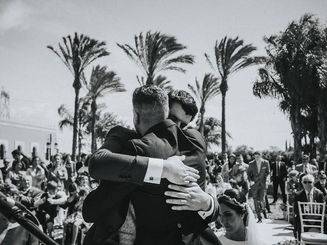 La boda de Luis  y Angie  en Alcala De Guadaira, Sevilla 13