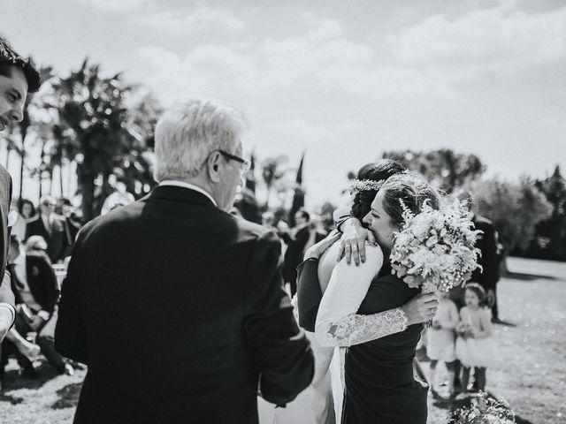 La boda de Luis  y Angie  en Alcala De Guadaira, Sevilla 14