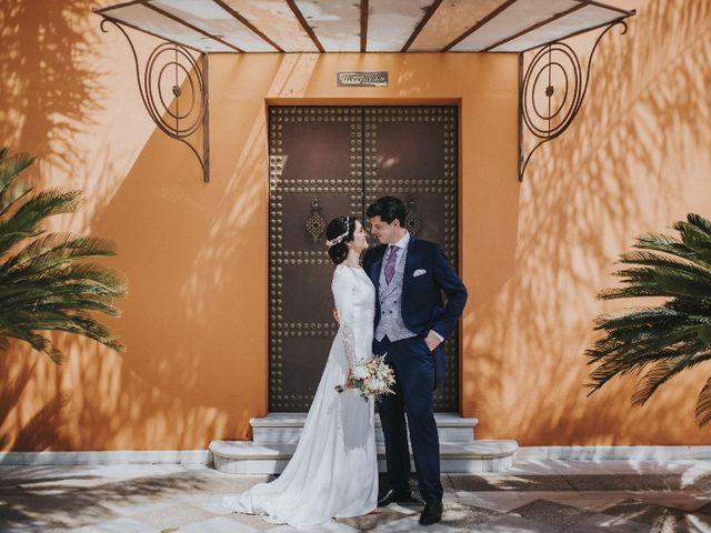 La boda de Luis  y Angie  en Alcala De Guadaira, Sevilla 17