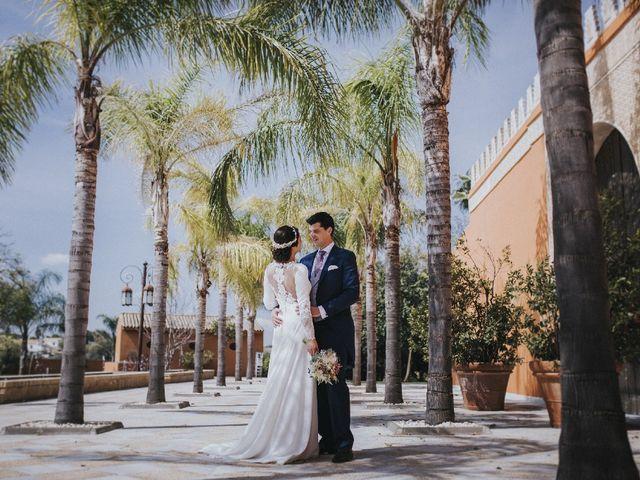 La boda de Luis  y Angie  en Alcala De Guadaira, Sevilla 18