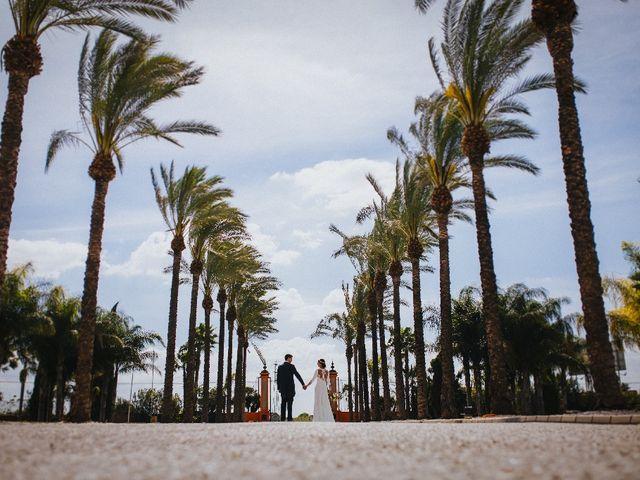 La boda de Luis  y Angie  en Alcala De Guadaira, Sevilla 19