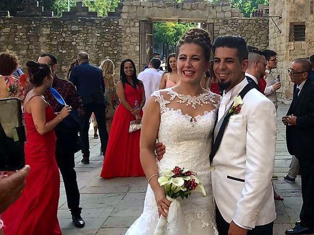 La boda de Alejandro y Jennifer en Sant Cugat Del Valles, Barcelona 4