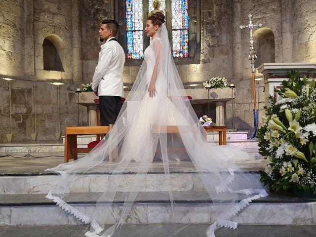 La boda de Alejandro y Jennifer en Sant Cugat Del Valles, Barcelona 1
