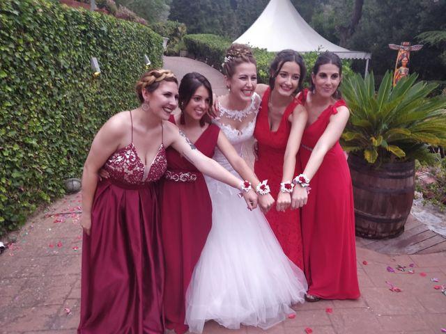 La boda de Alejandro y Jennifer en Sant Cugat Del Valles, Barcelona 13