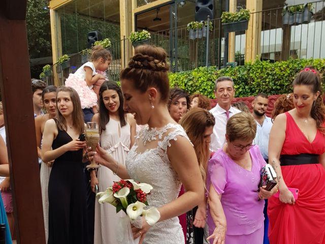La boda de Alejandro y Jennifer en Sant Cugat Del Valles, Barcelona 14
