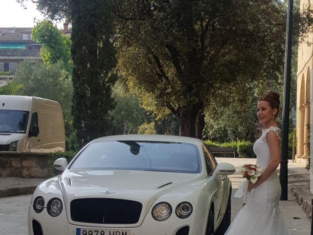 La boda de Alejandro y Jennifer en Sant Cugat Del Valles, Barcelona 15