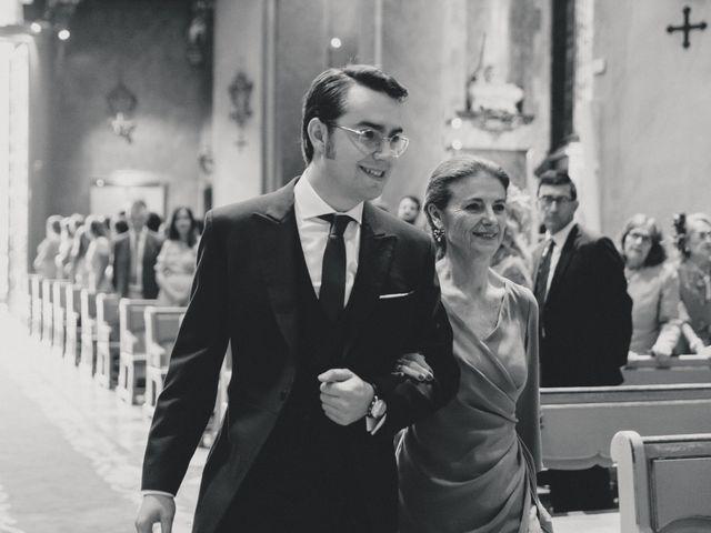 La boda de Pablo y Natuca en Valdemorillo, Madrid 7