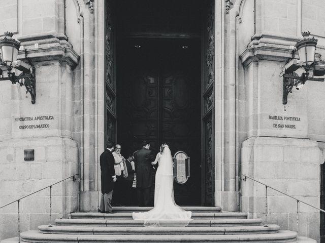 La boda de Pablo y Natuca en Valdemorillo, Madrid 8