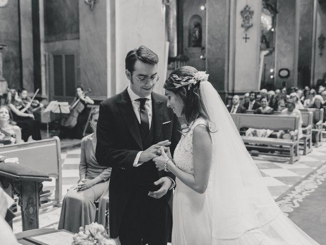 La boda de Pablo y Natuca en Valdemorillo, Madrid 10