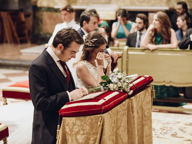 La boda de Pablo y Natuca en Valdemorillo, Madrid 11