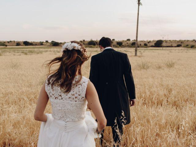 La boda de Pablo y Natuca en Valdemorillo, Madrid 13