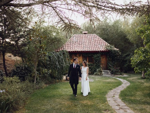 La boda de Pablo y Natuca en Valdemorillo, Madrid 14