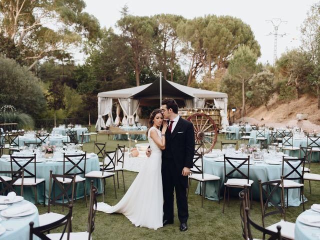 La boda de Pablo y Natuca en Valdemorillo, Madrid 15