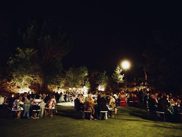La boda de Pablo y Natuca en Valdemorillo, Madrid 16