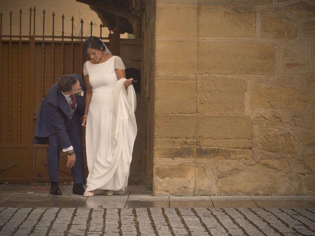 La boda de Víctor y Nathalie en Elciego, Álava 6