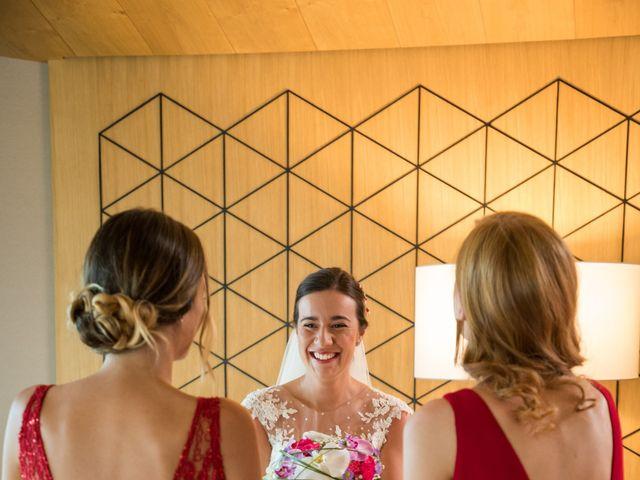 La boda de Dinis y Lucía en Perillo (Sta Leocadia), A Coruña 1