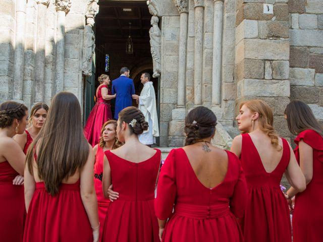 La boda de Dinis y Lucía en Perillo (Sta Leocadia), A Coruña 13