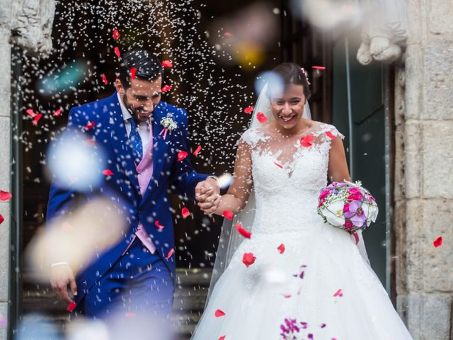 La boda de Dinis y Lucía en Perillo (Sta Leocadia), A Coruña 14