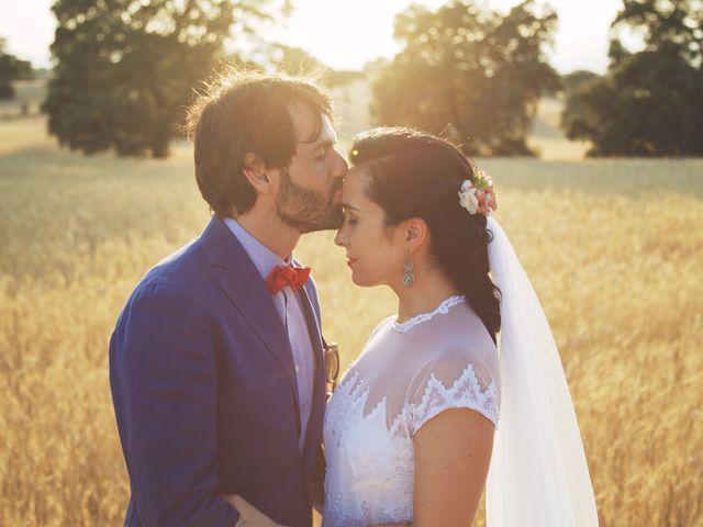 La boda de Marisol y Santiago