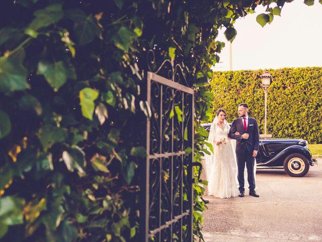 La boda de Ángel y Laura en Illescas, Toledo 39