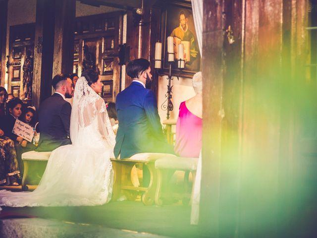 La boda de Ángel y Laura en Illescas, Toledo 43