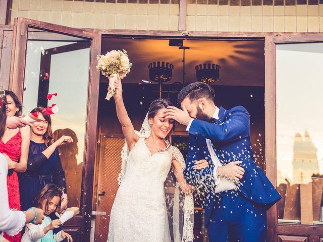 La boda de Ángel y Laura en Illescas, Toledo 48
