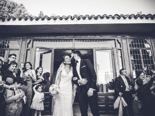 La boda de Ángel y Laura en Illescas, Toledo 51