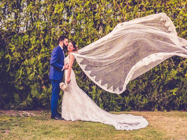 La boda de Ángel y Laura en Illescas, Toledo 60
