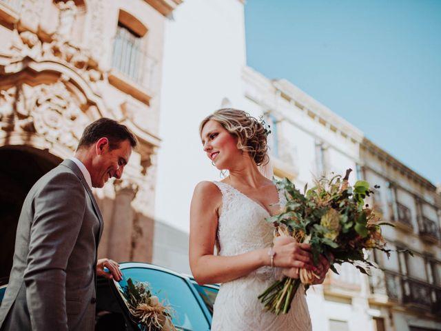 La boda de Juan y Sandra en Lorca, Murcia 30