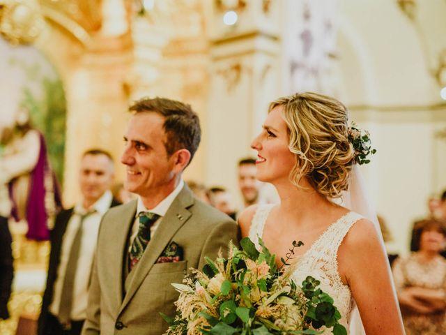 La boda de Juan y Sandra en Lorca, Murcia 32