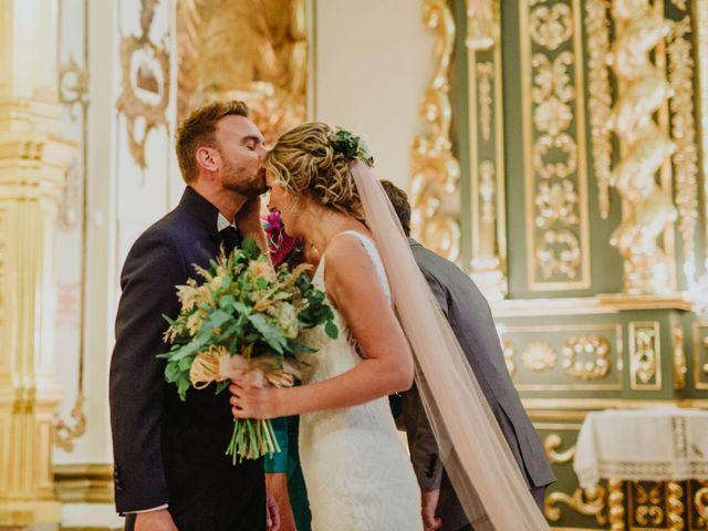 La boda de Juan y Sandra en Lorca, Murcia 33