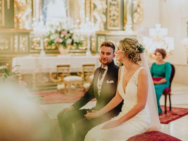 La boda de Juan y Sandra en Lorca, Murcia 35