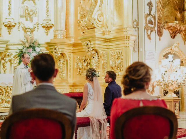 La boda de Juan y Sandra en Lorca, Murcia 36