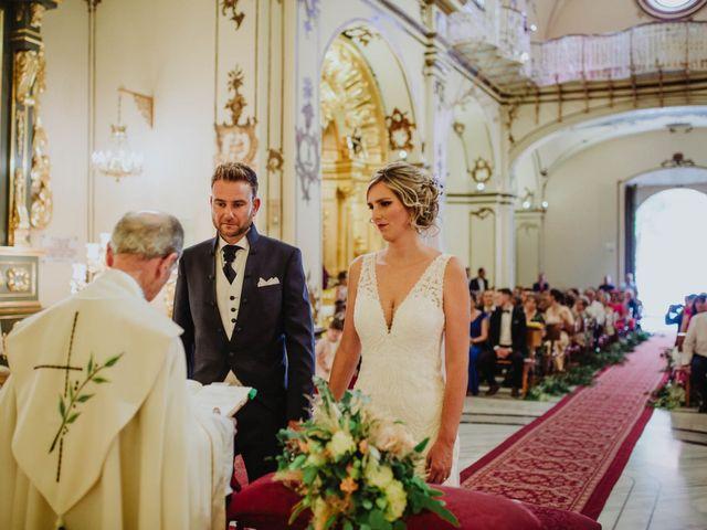 La boda de Juan y Sandra en Lorca, Murcia 37