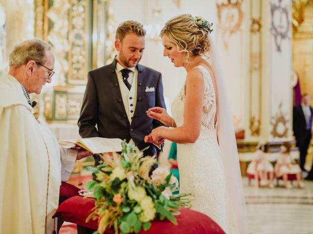 La boda de Juan y Sandra en Lorca, Murcia 40