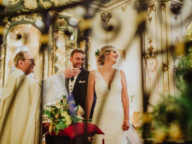 La boda de Juan y Sandra en Lorca, Murcia 41