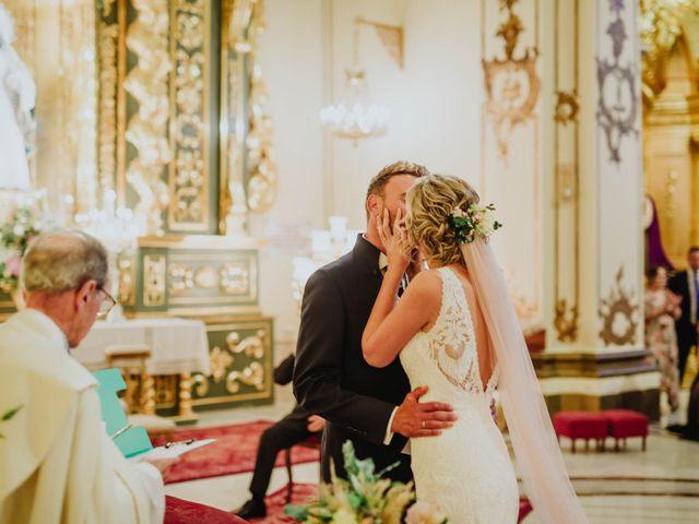 La boda de Juan y Sandra en Lorca, Murcia 42