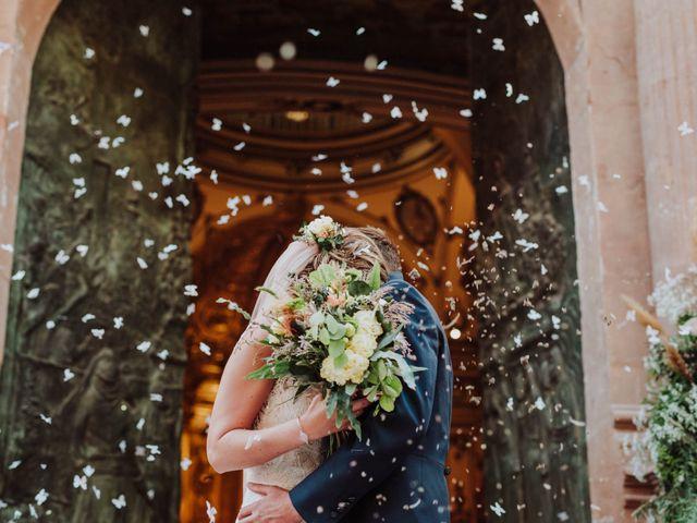 La boda de Juan y Sandra en Lorca, Murcia 43