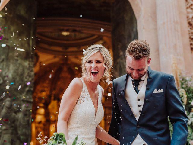 La boda de Juan y Sandra en Lorca, Murcia 45