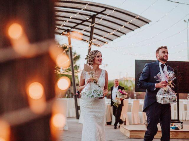 La boda de Juan y Sandra en Lorca, Murcia 50