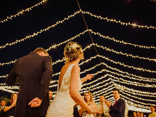La boda de Sandra y Juan