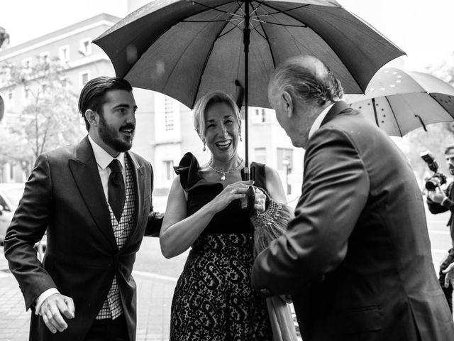 La boda de Antonio y Pilar en San Sebastian De Los Reyes, Madrid 43
