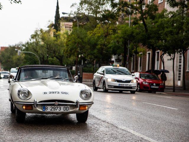 La boda de Antonio y Pilar en San Sebastian De Los Reyes, Madrid 45