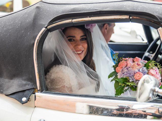 La boda de Antonio y Pilar en San Sebastian De Los Reyes, Madrid 46