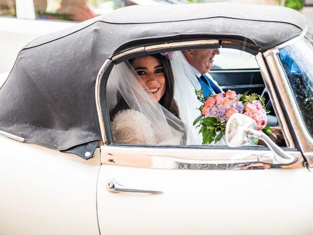 La boda de Antonio y Pilar en San Sebastian De Los Reyes, Madrid 48