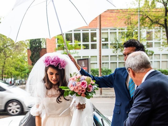 La boda de Antonio y Pilar en San Sebastian De Los Reyes, Madrid 50
