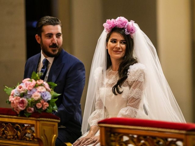 La boda de Antonio y Pilar en San Sebastian De Los Reyes, Madrid 58
