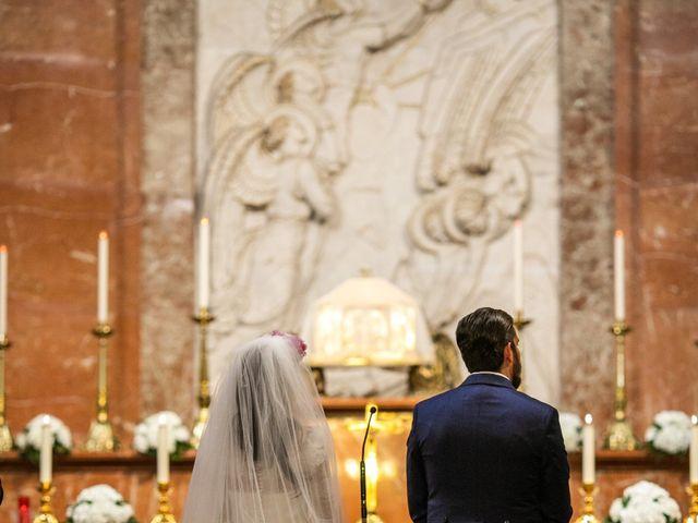 La boda de Antonio y Pilar en San Sebastian De Los Reyes, Madrid 62